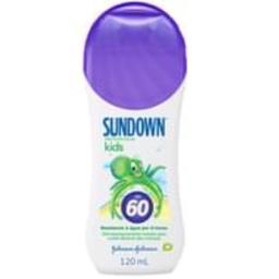 Protetor Solar Sundown Praia E Piscina Kids Fps60