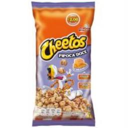 Pipoca Pronta Cheetos Doce Caramelo 55 Gr