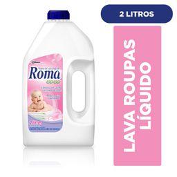 Roma Lava Roupas Líquido De Coco