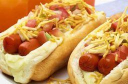 Hot Dog Médio