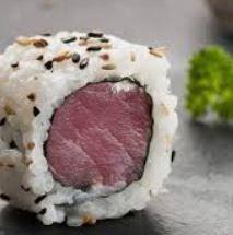 Uramaki Spicy Tuna - 8 unidades