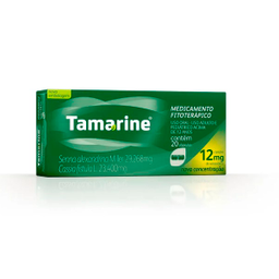 Tamarine 12 Mg 20 Cápsulas