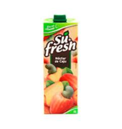 Suco Pronto Sufresh Néctar De Caju Caixa 1 L