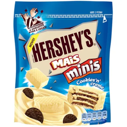 Chocolate Hersheys Mais Mini Branco 100 Gr
