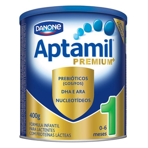 Leite Em Pó Aptamil Premium 1 400 g