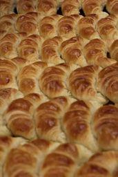 Pacote de Mini-Croissants - 10 Unidades