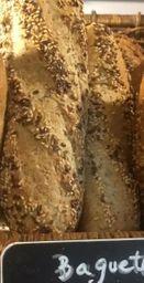 Baguette Multigrãos