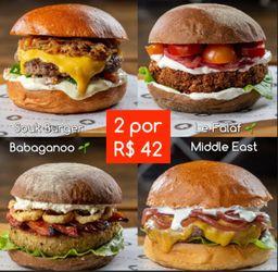 Combo 2 Burgers