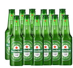 12 Und. Cerveja Heineken Premium Pilsen Lager 330 mL