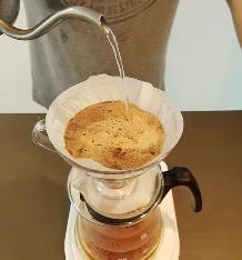Café coado v60 180ml