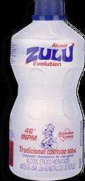 Álcool Etilico 70 Zulu 1 L