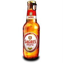 Cerveja Sagres 250 mL