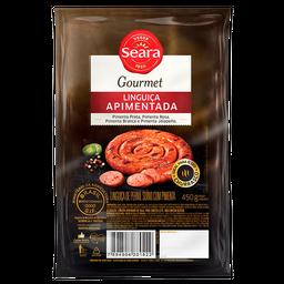 Seara Linguiça Pernil Gourm Pimenta