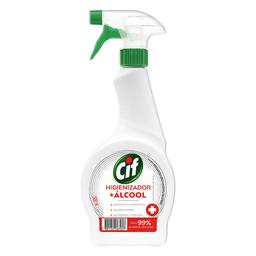 Cif Alcool Higienizador