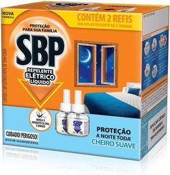 Sbp Inseticida Elétrico Refil Cheiro Suave 50%