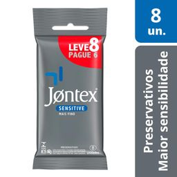 Jontex Preservativo Sensitive