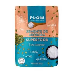 Super Foods Sementes de Abóbora Salgada Sal Marinho