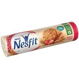 Nesfit Biscoito Morango e Cereais