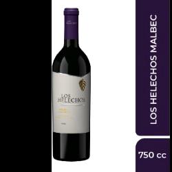 Los Helechos Vinho Malbec Tinto