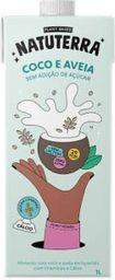 Bebida De Coco E Aveia Natuterra