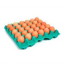 Iana Ovos Grande Vermelho Com 30