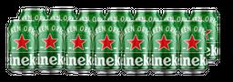14 Und. Cerveja Heineken Lata 350 mL