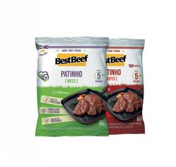 Patinho Best Beef Em Bifes Iqf Congelado