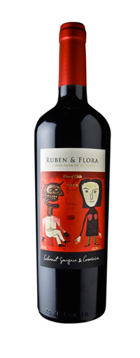Vinho Ruben & Flora Gran Reserva 750 mL