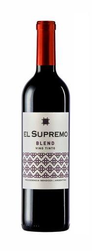 Vinho El Supremo Blend Tinto 750 mL