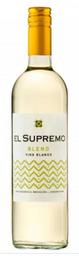 Vinho El Supremo Blend Branco 750 mL