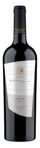 Vinho Estampa Reserva Especial Carménère 750 mL