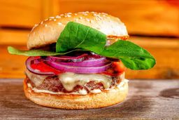 Super Classic Salad Burger