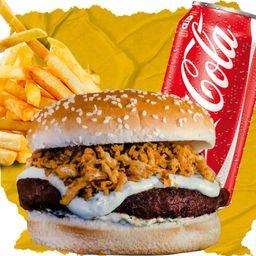 Combo Blue, French Fries e Coca-Cola