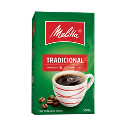 Melitta Café Tradicional a Vácuo