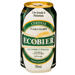 Ecobier Clara Pilsen Cerveja Lata