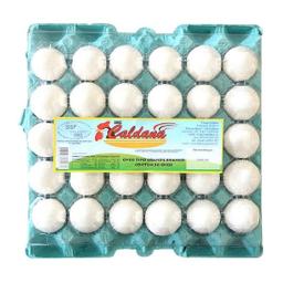 Caldana 10X1 - Ovo Branco Grande