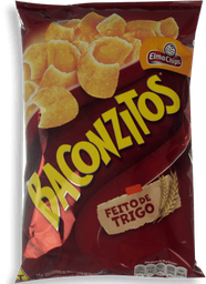 Baconzitos Salgadinho de Trigo Bacon Elma Chips