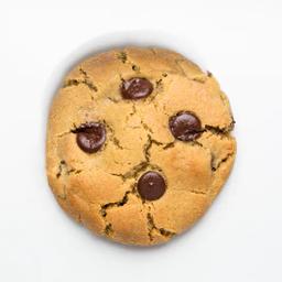 Cookie com Recheio de Brigadeiro