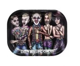 Bandeja Lion Rolling Circus | Ouro
