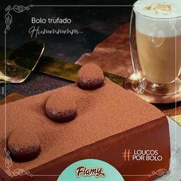 Bolo Trufado de Chocolate - 200g