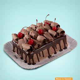 Bolo de Mousse de Chocolate - 1kg