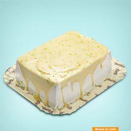 Bolo de Mousse de Limão - 1kg