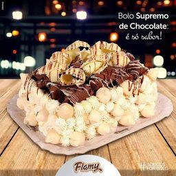 Bolo Supremo de Chocolate - 1kg