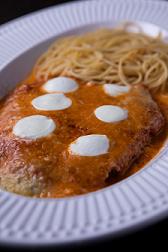 Parmegiana e Spaghettini
