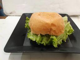 X-Salada Simples
