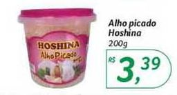 Hoshina Alho Picado
