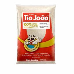 Tio Joao Arroz Agulhinha Longo Fino Tipo 1 Tio João Pacote