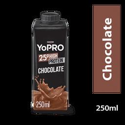 YoPRO Bebida Láctea UHT Chocolate 25g de proteínas 250ml