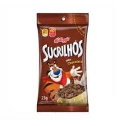 10% em 5 Unid Kelloggs Biscoito Sucrilhos Chocolate