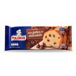 Pullman Bolo Gotas Chocolate Pul